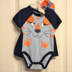 Swiggles 3 Piece Outfit 3M / 6/M Puppy Design New